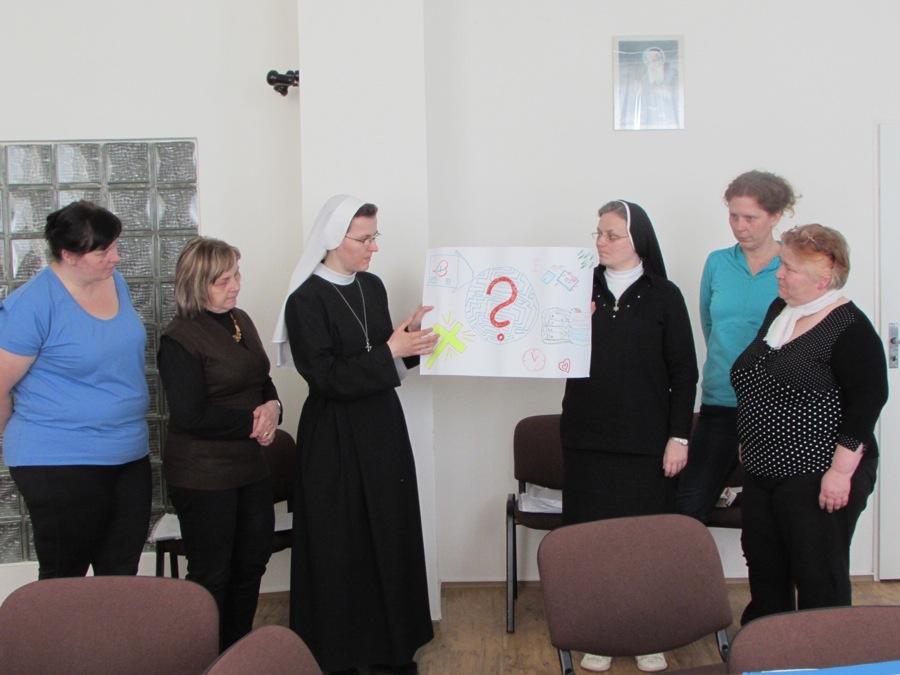 Sustredenie, Kostolna, April 2015-06