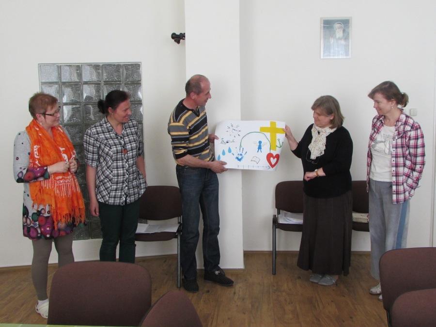 Sustredenie, Kostolna, April 2015-08