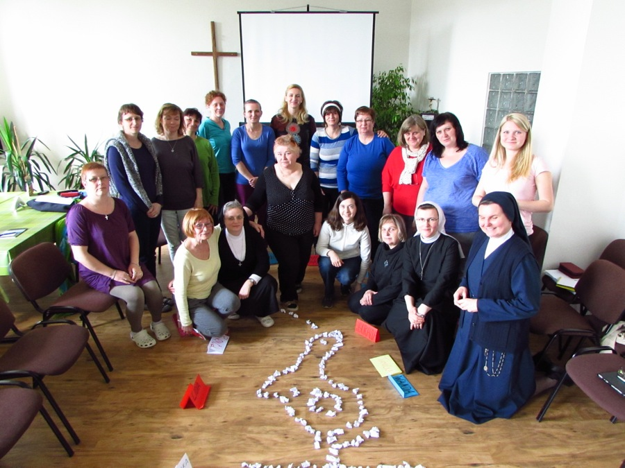 Sustredenie, Kostolna, April 2015-16