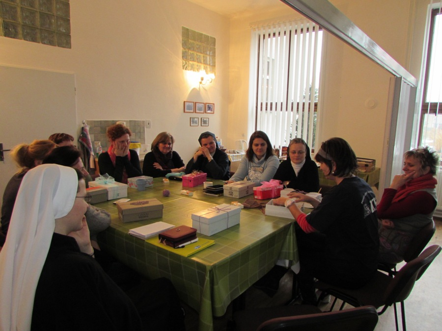 Sustredenie, Kostolna, Januar 2015-01