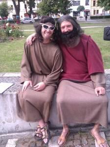 Nikodém S Ježišom