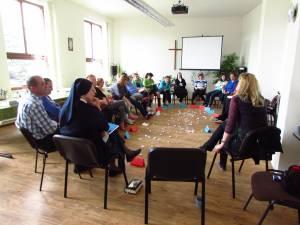 Sustredenie, Kostolna, April 2015-13