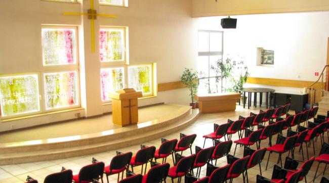 Aula Biblickej školy