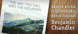 Benjamin Chandler - The Way You Call Into the Mountain