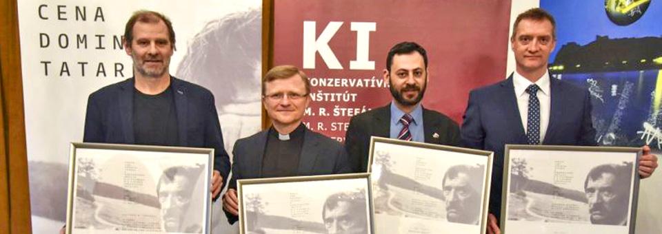 Cena Dominika Tatarku 2017 za knihu Žalmy 51 – 75. Komentáre k Starému zákonu