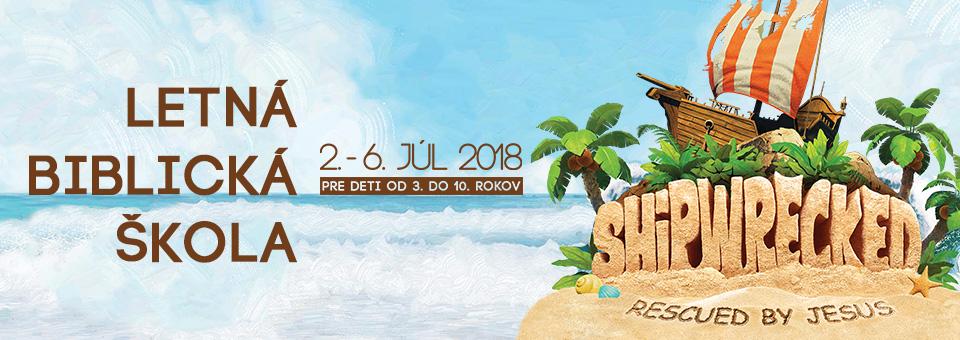 Letná biblická škola 2018